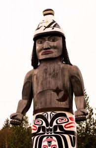 Makah Carving